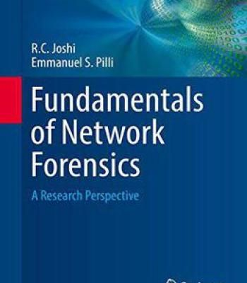 Fundamentals Of Network Forensics Pdf Computer Books Pdf