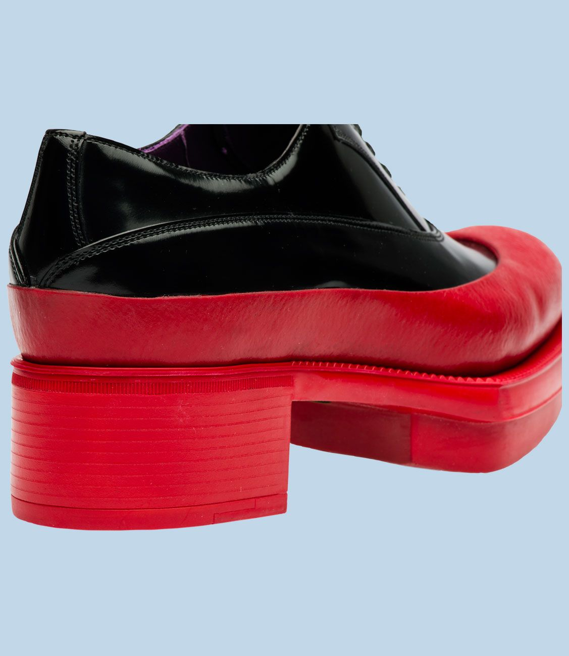 rubber shell sneaker Prada l7F8SuJ