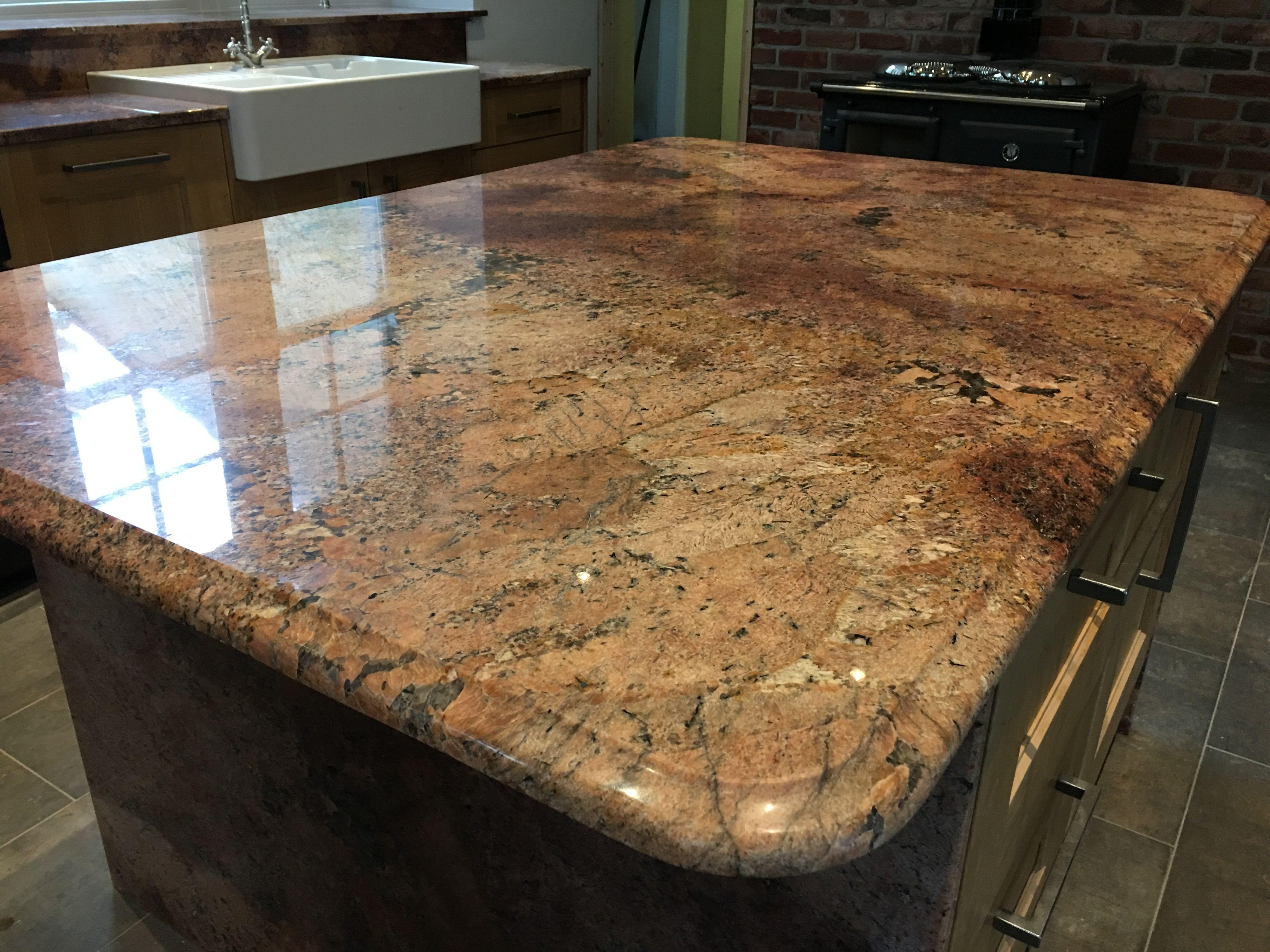 Juparana Bordeaux Granite Kitchen Worktops Granite Worktops Granite
