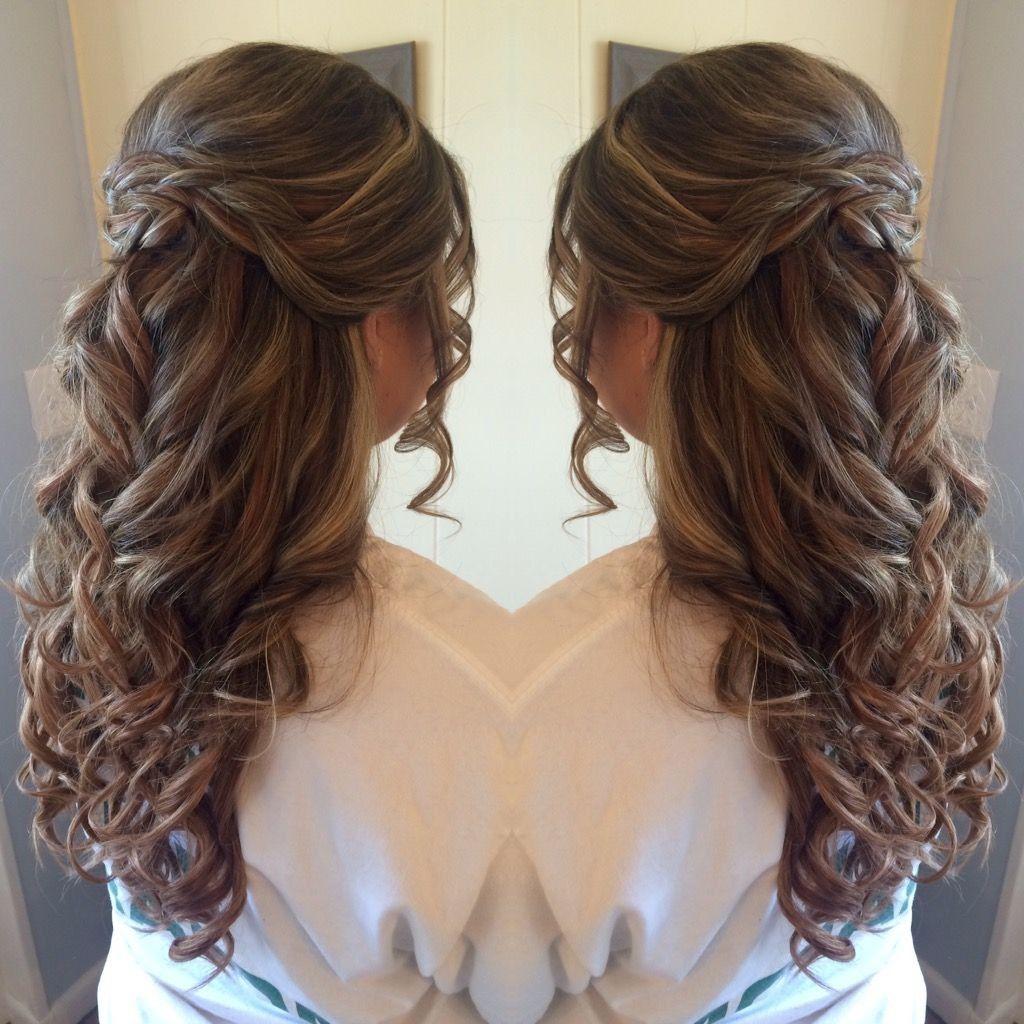 Luxus-Frisur für die Trauzeugin - Neue Haare Modelle  Frisur