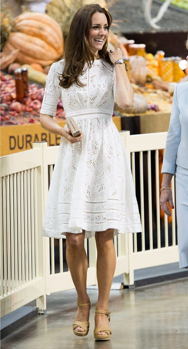 Kate Middleton Royal Tour: 24 Outfits in 19 Days