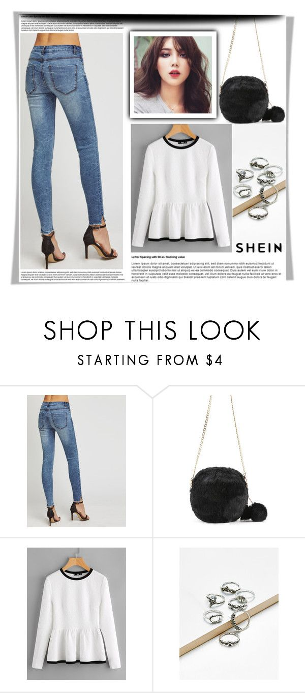 """""""SheIn 29"""" by melissa995 ❤ liked on Polyvore"""