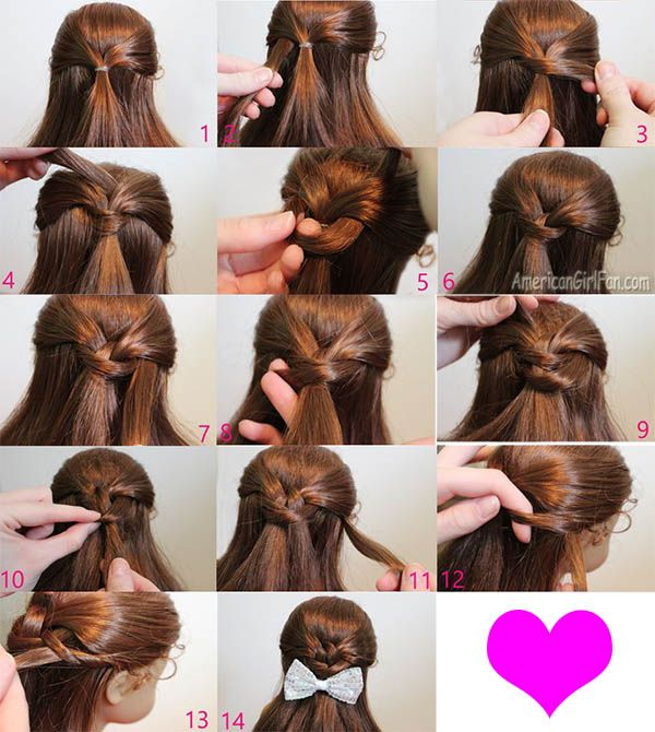 40 Peinados Para Ninas Faciles Y Rapidos Tutos Paso A Paso Peinados Para Poco Pelo Peinados Faciles Pelo Corto Peinados Para Ninas