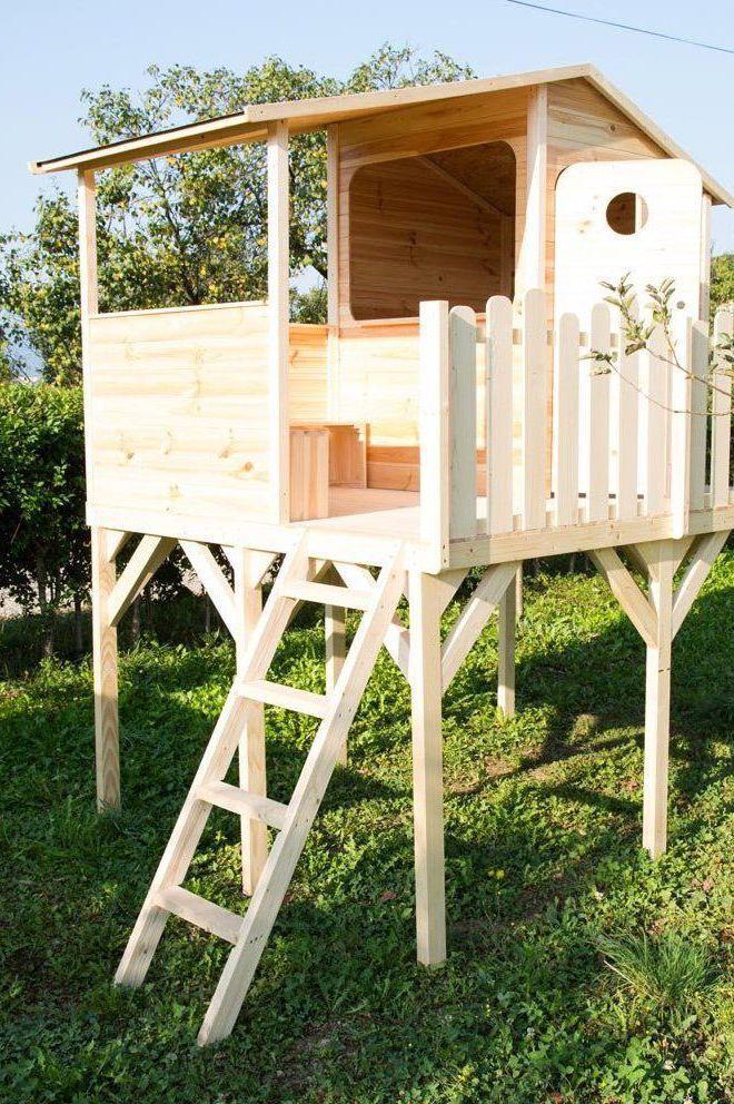 Cabane Enfant Modeles Pour Le Jardin Cabane Exterieur Enfant