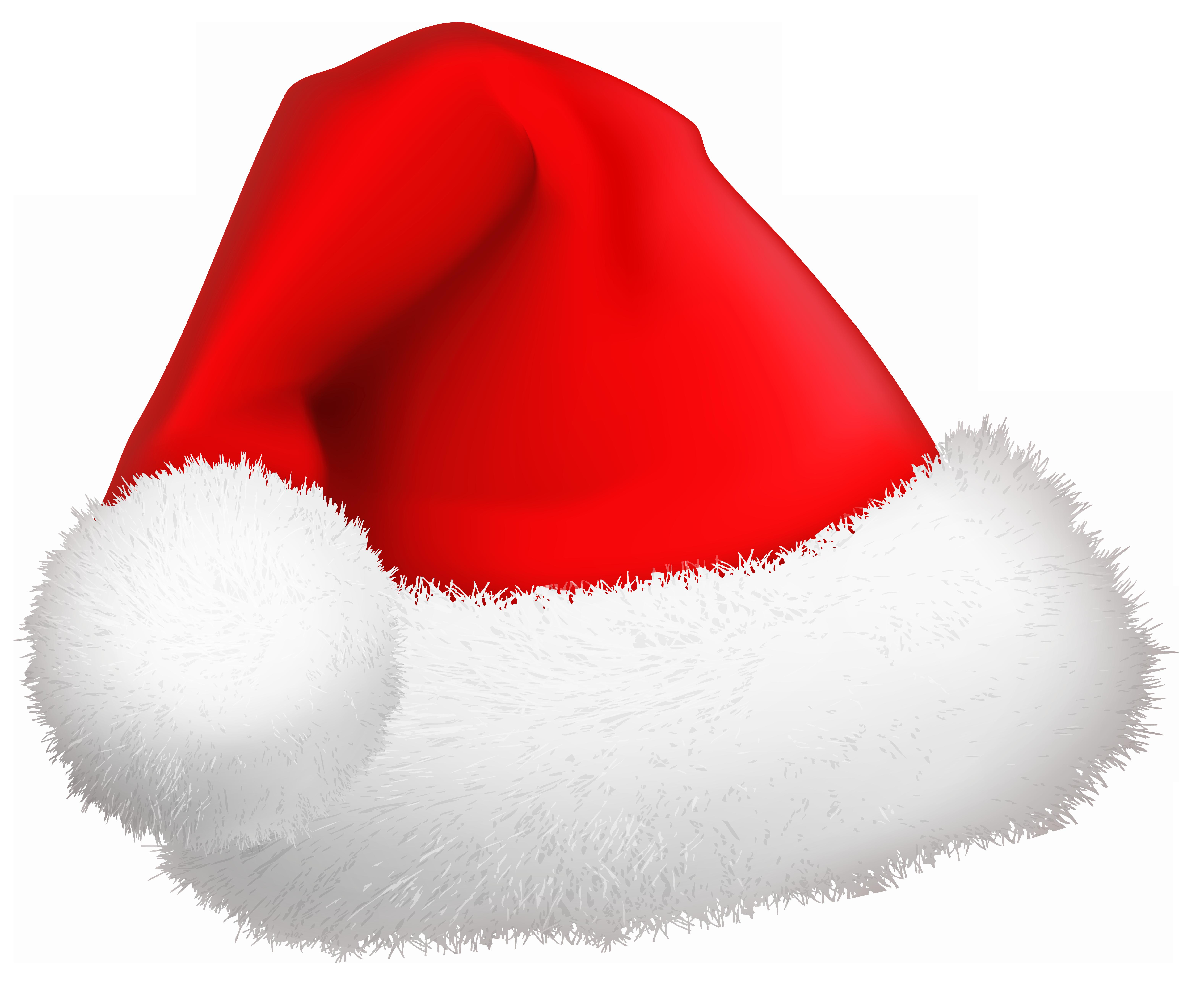 Christmas Santa Hat Png Clip Art Image Santa Claus Hat Vintage Christmas Images Santa Hat