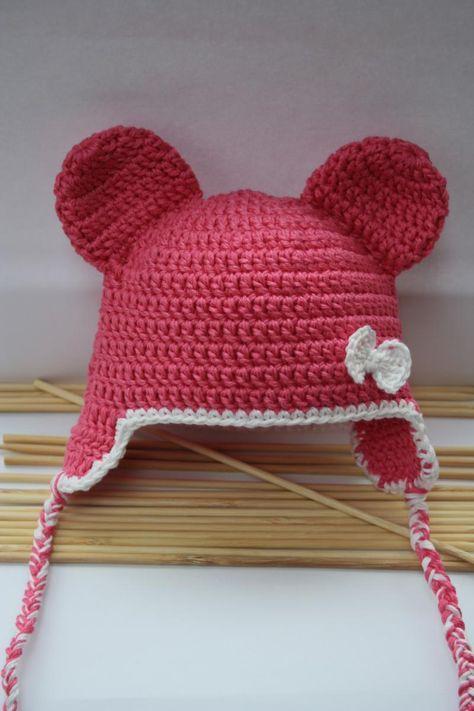 Babymütze Häkeln Und Stricken Pinterest