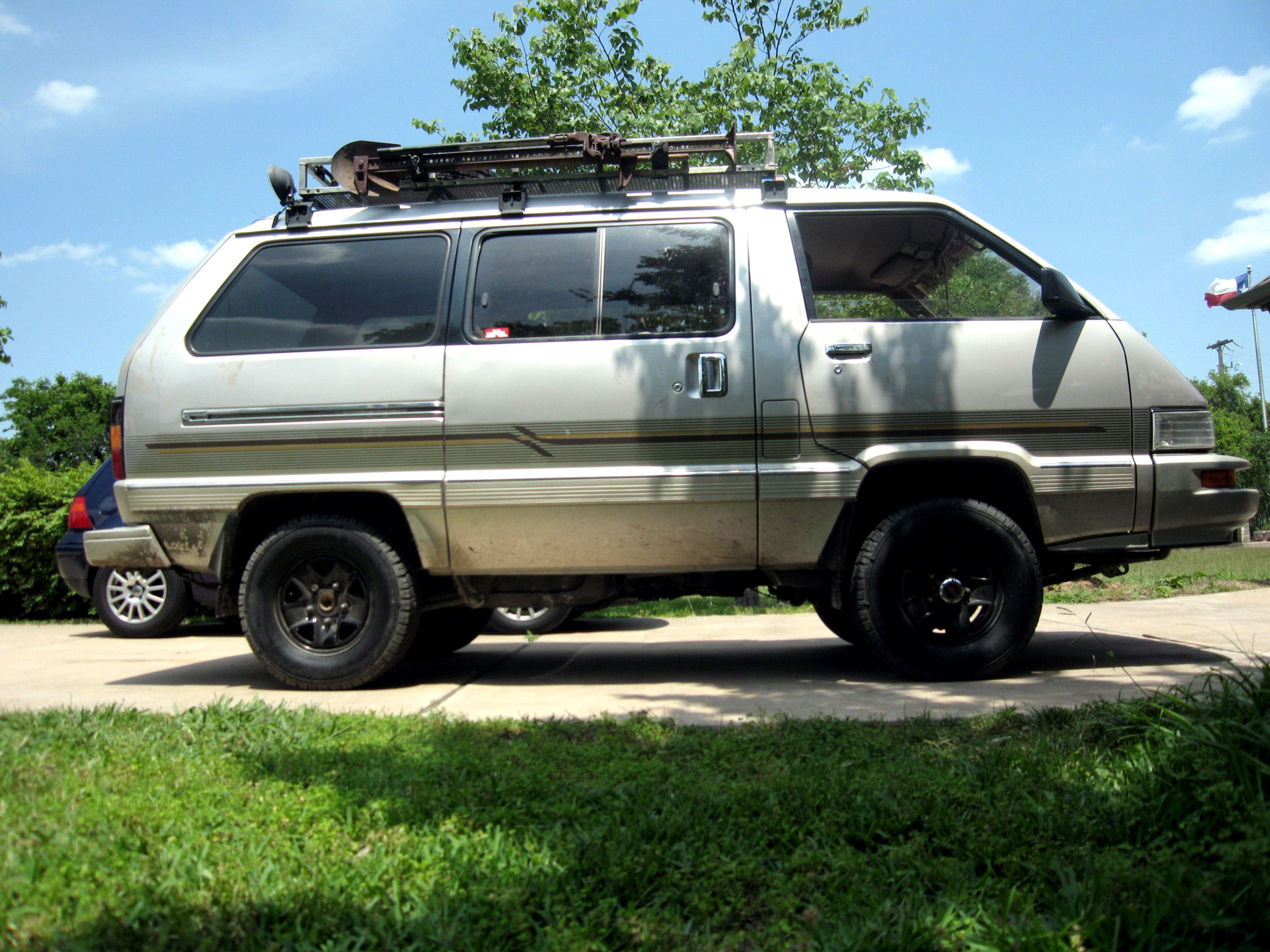 1982 Toyota Van