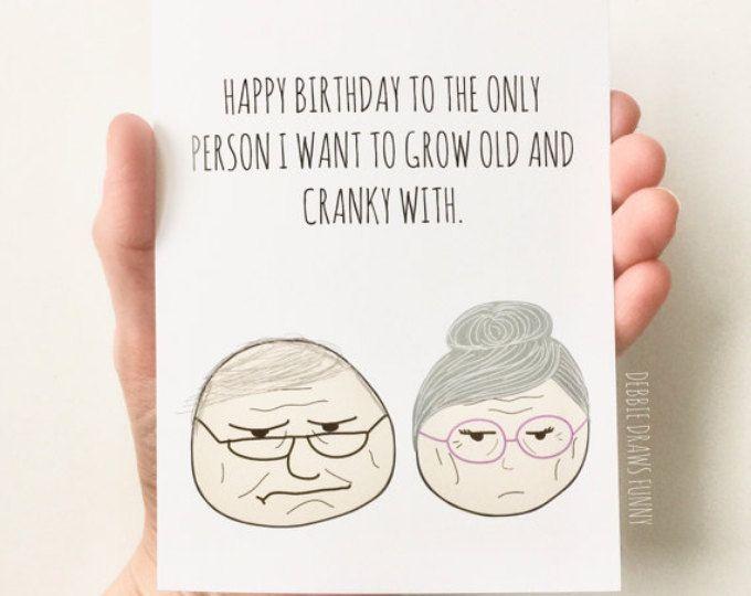 Funny Birthday Card For Boyfriend Adult Birthday Card Funny Cute