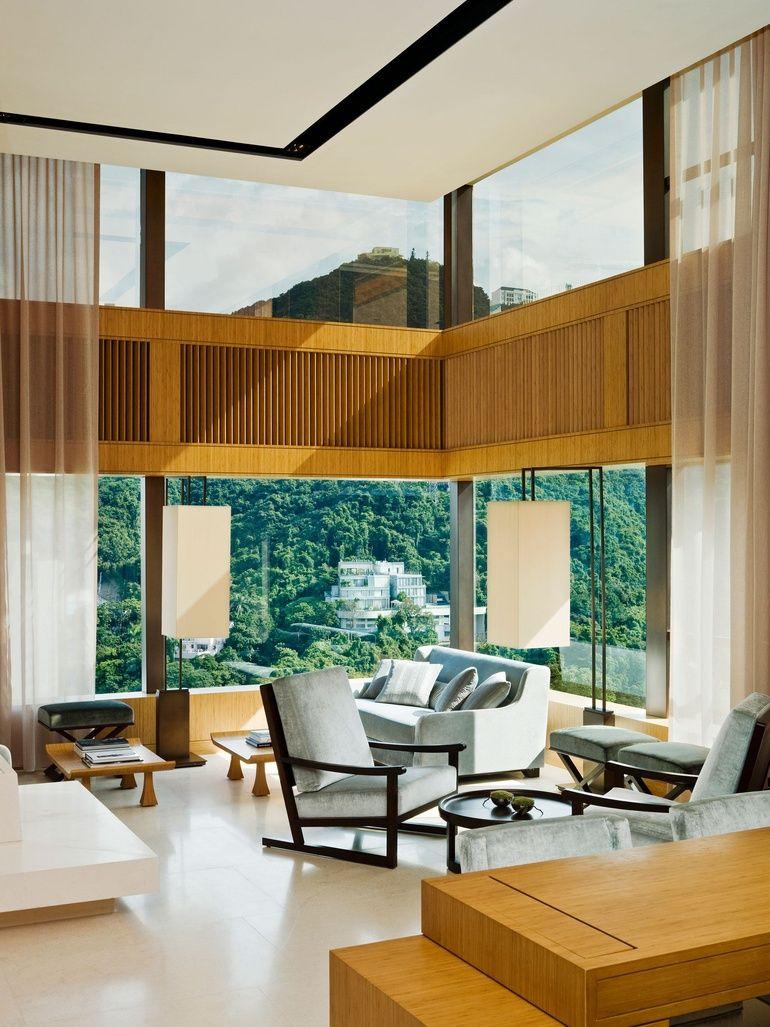 Luxury Hotel Design, Upper House Hong Kong, Interior Design