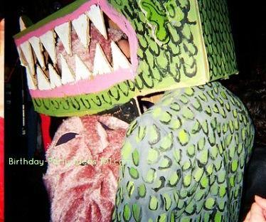 alligator costumes image