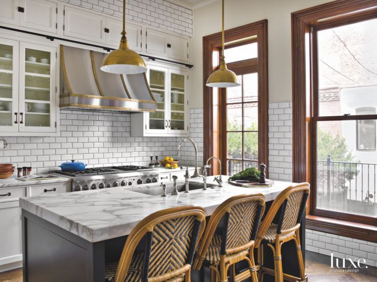 Thoughtful Architectural Details Give Modern Chicago Kitchen A Pre Beauteous Chicago Kitchen Design Decorating Design