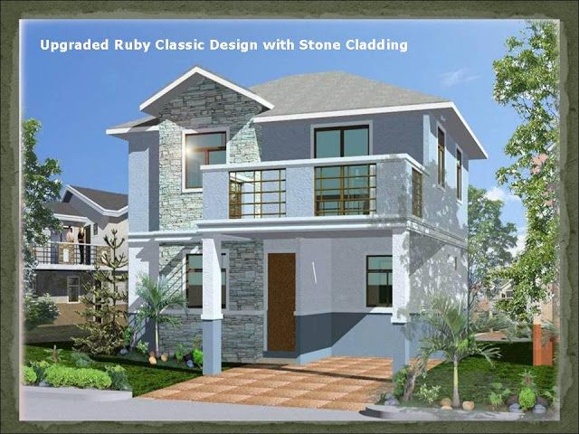 house design in the philippines | Homesweetiehome plans | Pinterest on