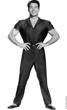 "Vintage Hands on Hips/Jumpsuit 11X17\"" in Plastic Sleeve"