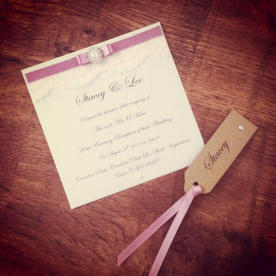 Old Fashioned Diy Vintage Wedding Invitations Photo - Invitations ...