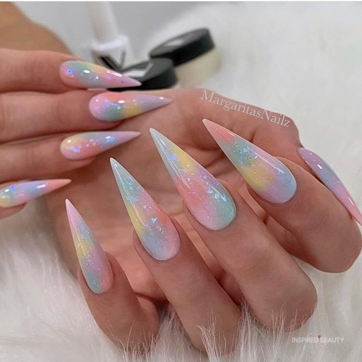 Photo of Stiletto Nails Designs Modern and Easy Idea – Inspired Beauty
