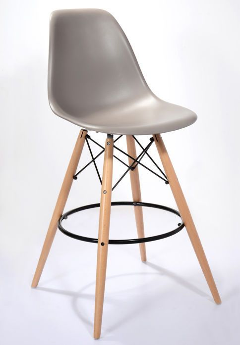 Luxury Eames Chair Bar Stool