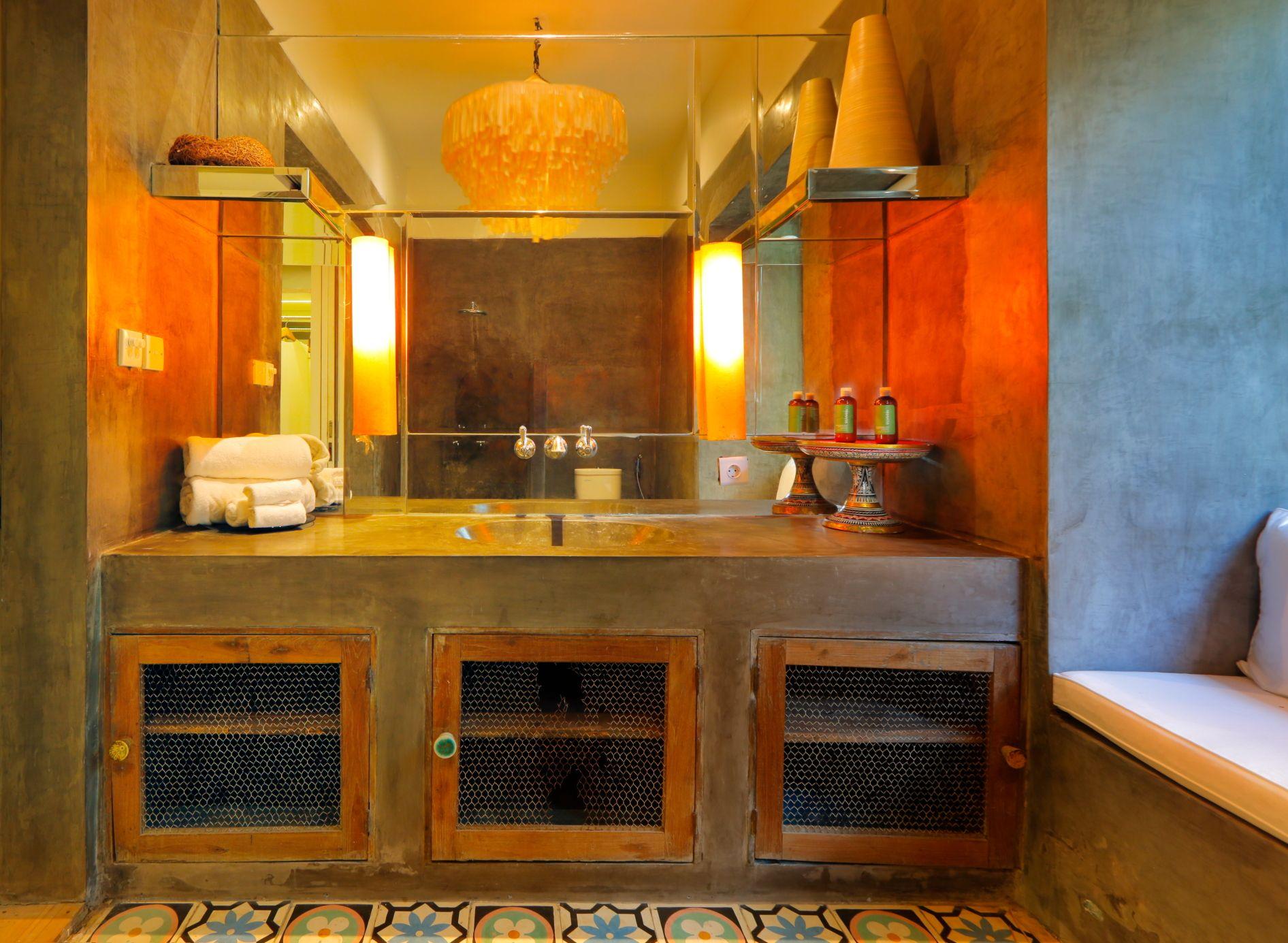 Guest Room Bathroom Interior Design By Word Of