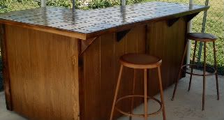 How To Build An Outdoor Bar And Grill | Outdoor Projects, Bar And Diy  Outdoor Bar