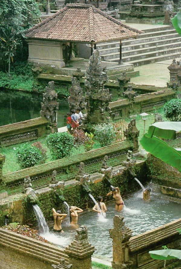 Bath On Bali  Bali  Pinterest  Nude And Indonesian Girls-5027