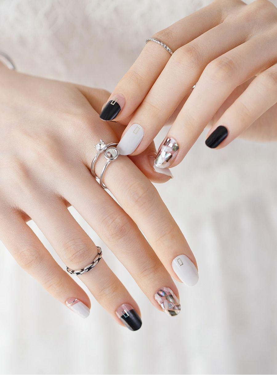 Simple And Elegant Nails Elegant Nails Trendy Nail Design Nail Designs Unique