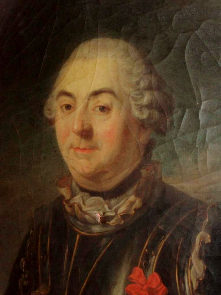 Messire Charles Pierre De La Molette  Marquis De Morangi U00e8s