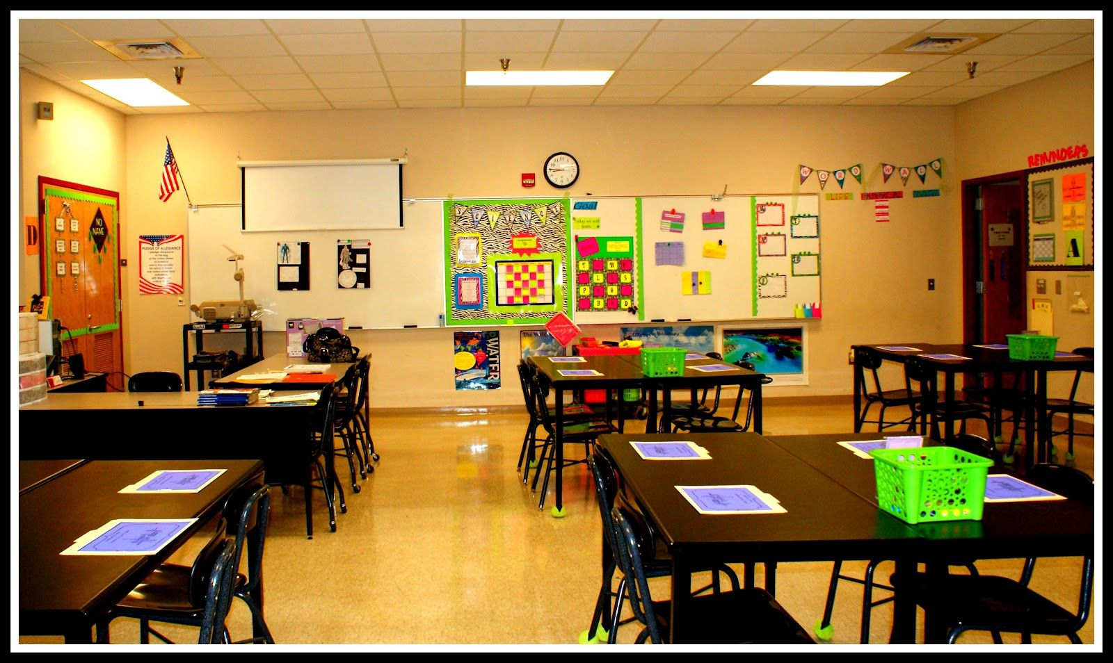Science Classroom Decoration ~ Just because the students get older doesn t mean room