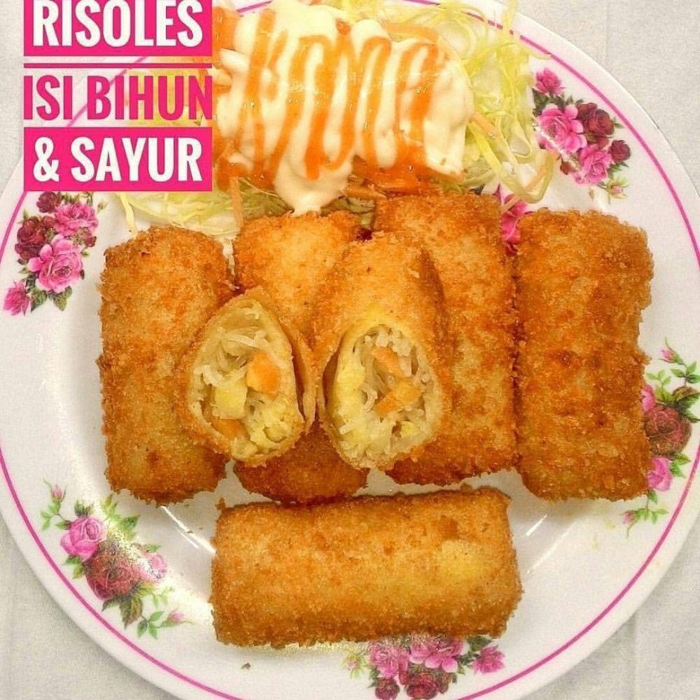 Resep Risoles Enak Dan Simpel Istimewa Resep Makanan Makanan Enak