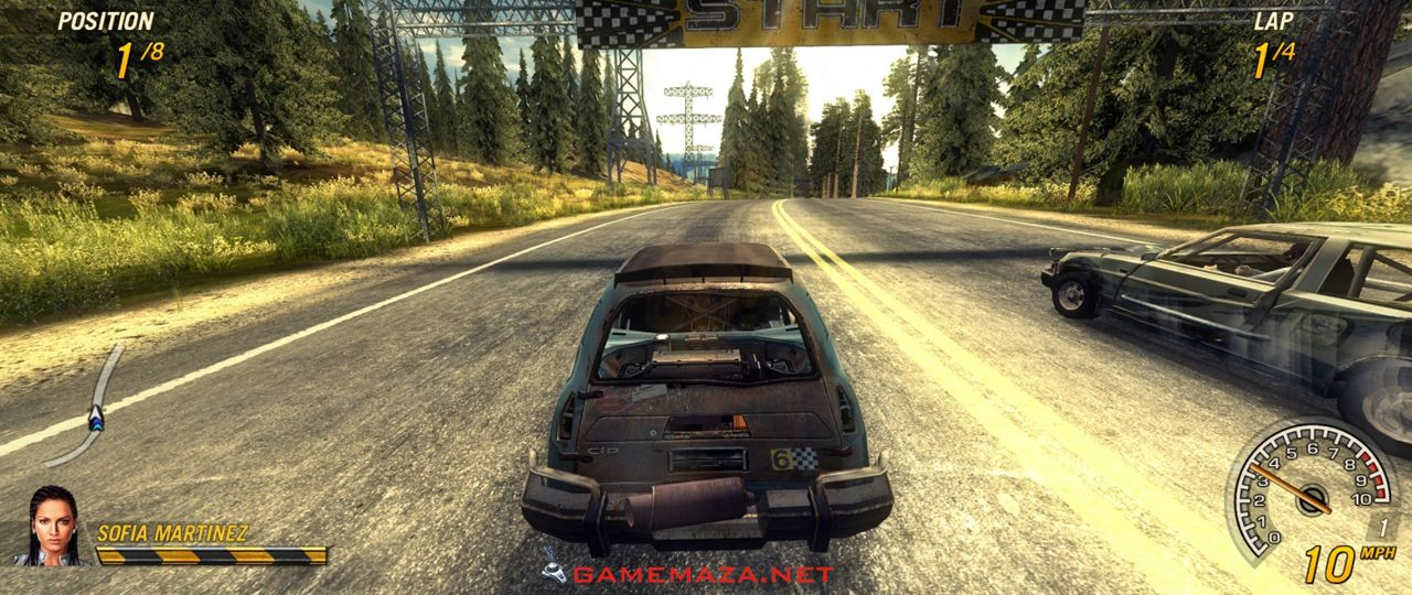 Flatout 2 Free Download Download Torrent