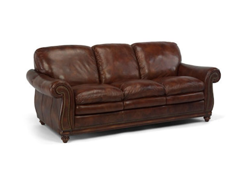 Flexsteel Sofas | Flexsteel Living Room Sofa 1606 31   Babettes Furniture    Leesburg,