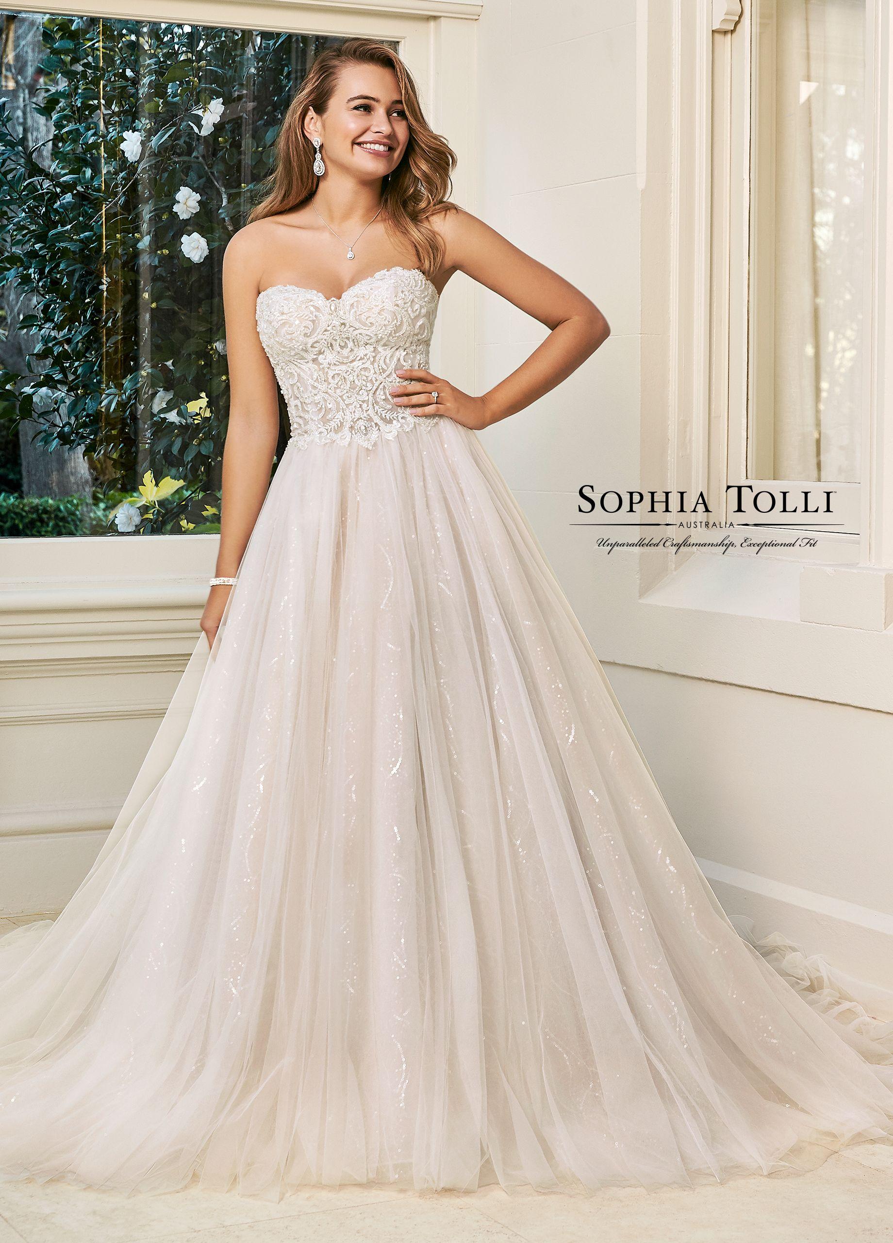 Sophia Tolli Alessia Top Wedding Dresses Sophia Tolli Wedding Dresses Wedding Dresses