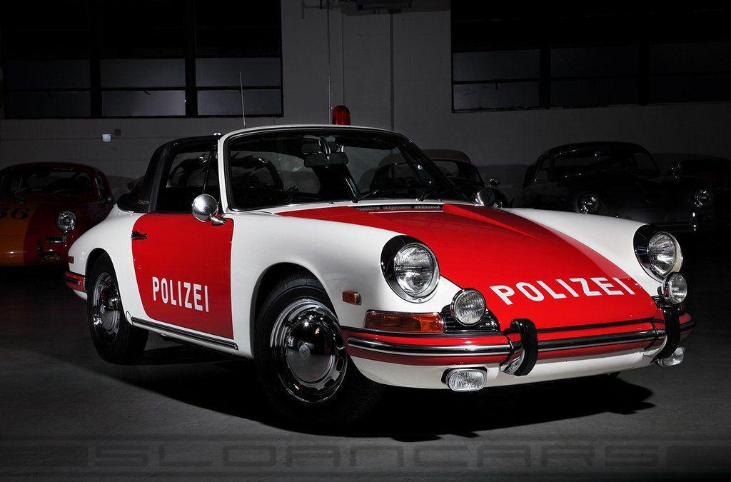 Porsche Polizei