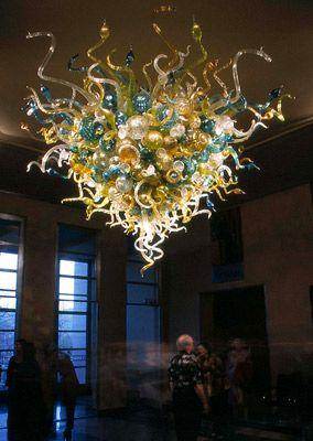 Pin By Blanka Balin On Lights Blown Glass Chandelier
