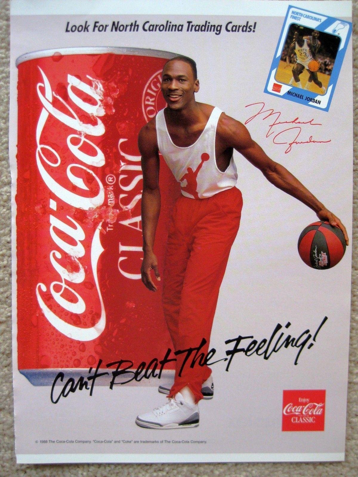 Air Jordan Faits De Société Coca-cola