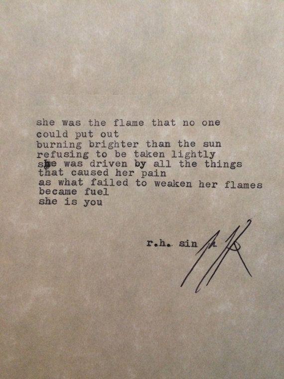 Bathroom Stall Poems poem 730r.h. sin hand typed & signedrhsin on etsy
