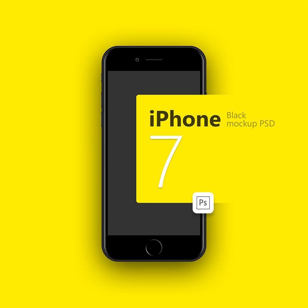 Cool Iphone 7 Black Mockup Free Psd Download Iphone 7 Black Mockup Free Psd A Nice Iphone 7 Black You Ca Mockup Free Psd Free Mockup Mockup Free Psd Download
