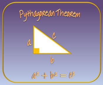 A Pythagorean Theorem Worksheet Activity Where Students Are Asked