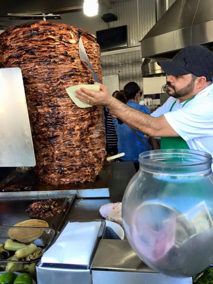 Taco love! Tacos El Franc  Tijuana  BajaCalifornia  DescubreBc  Tacos 2697e3a9bd5a8