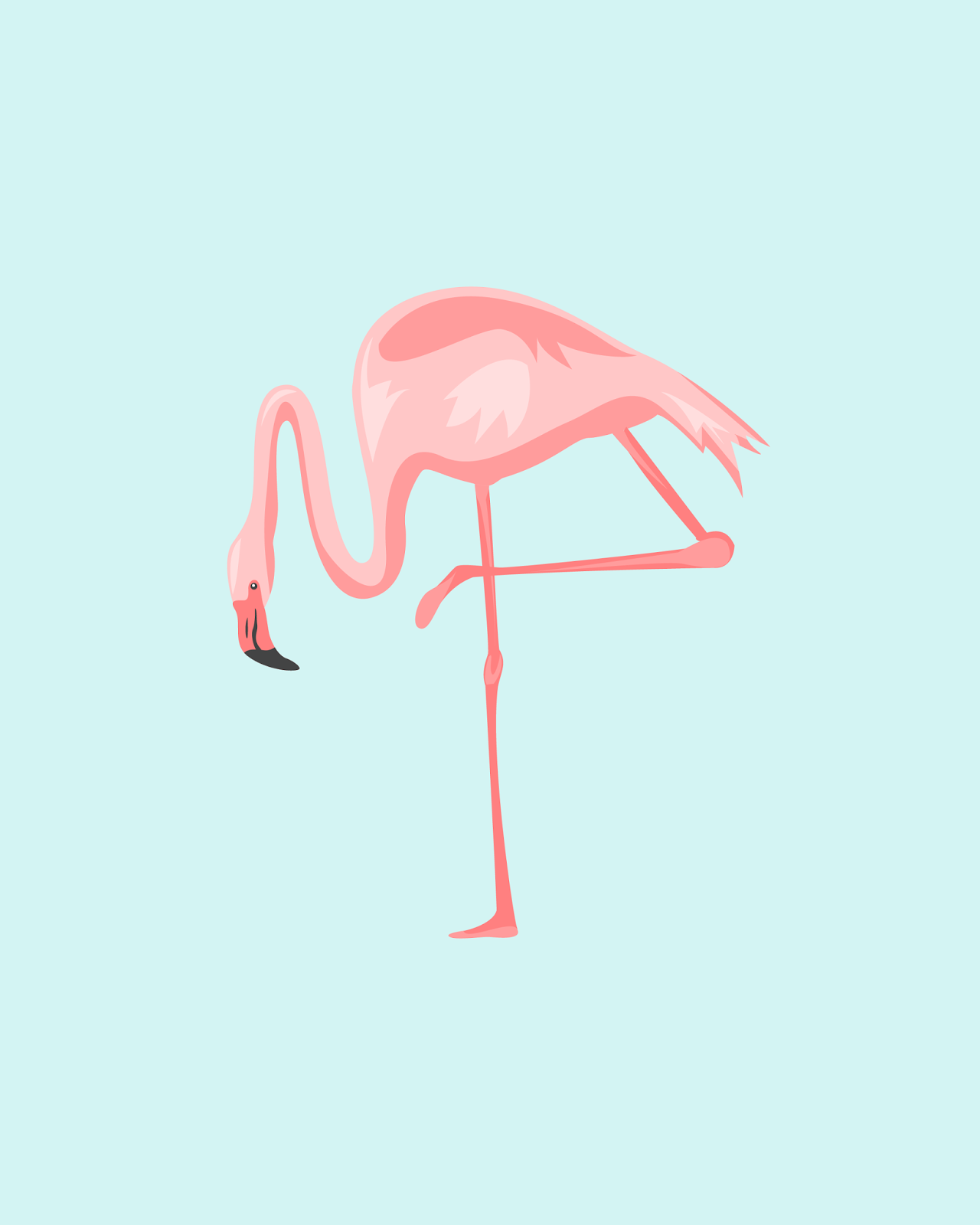 17 (Free!) Printables for Your Gallery Wall | Flamingos ...