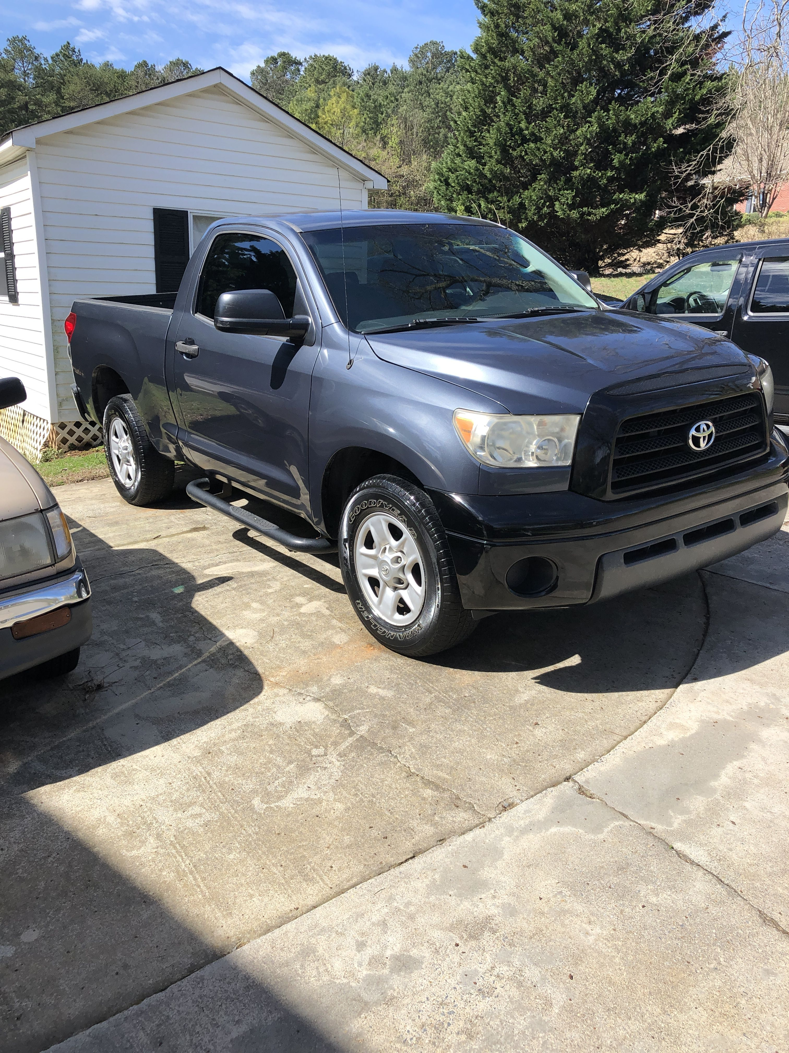 For Sale 2007 Toyota Tundra 4 0 V6 2 Wheel Drive 204 000 Miles 7900 Calhoun Ga 2007 Toyota Tundra Toyota Tundra Tundra