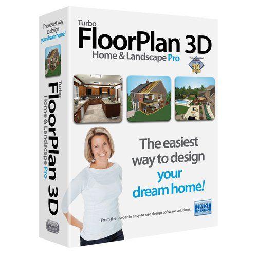 Turbo Floor Plan 3D Home & Landscape Pro 2015 PC Http