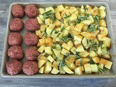 ᐅ Rezept Rosmarinkartoffeln ⇒ Ofenzauberer - Pampered Chef