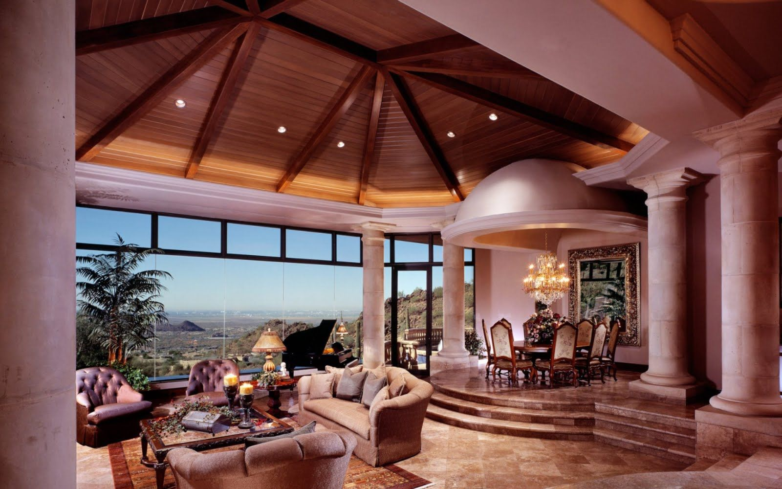 luxury homes designs pictures