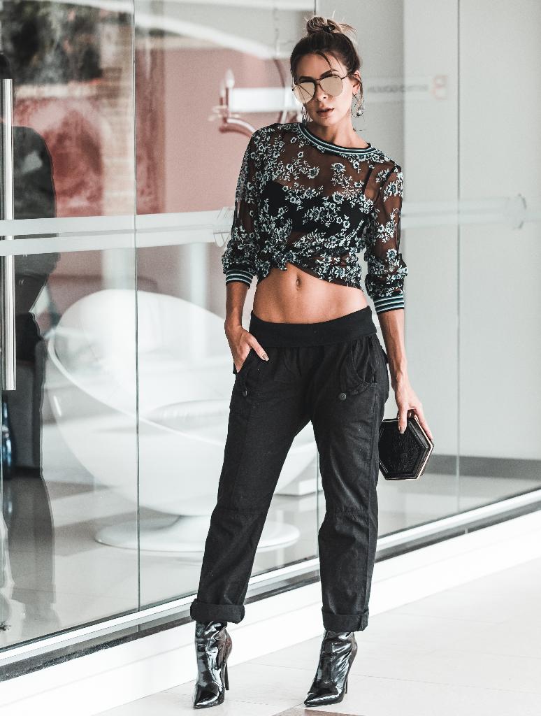a1b70a6d961f2 Black is always a great idea! Shoppping Polo Modas 📲 11 94243-5963 ...