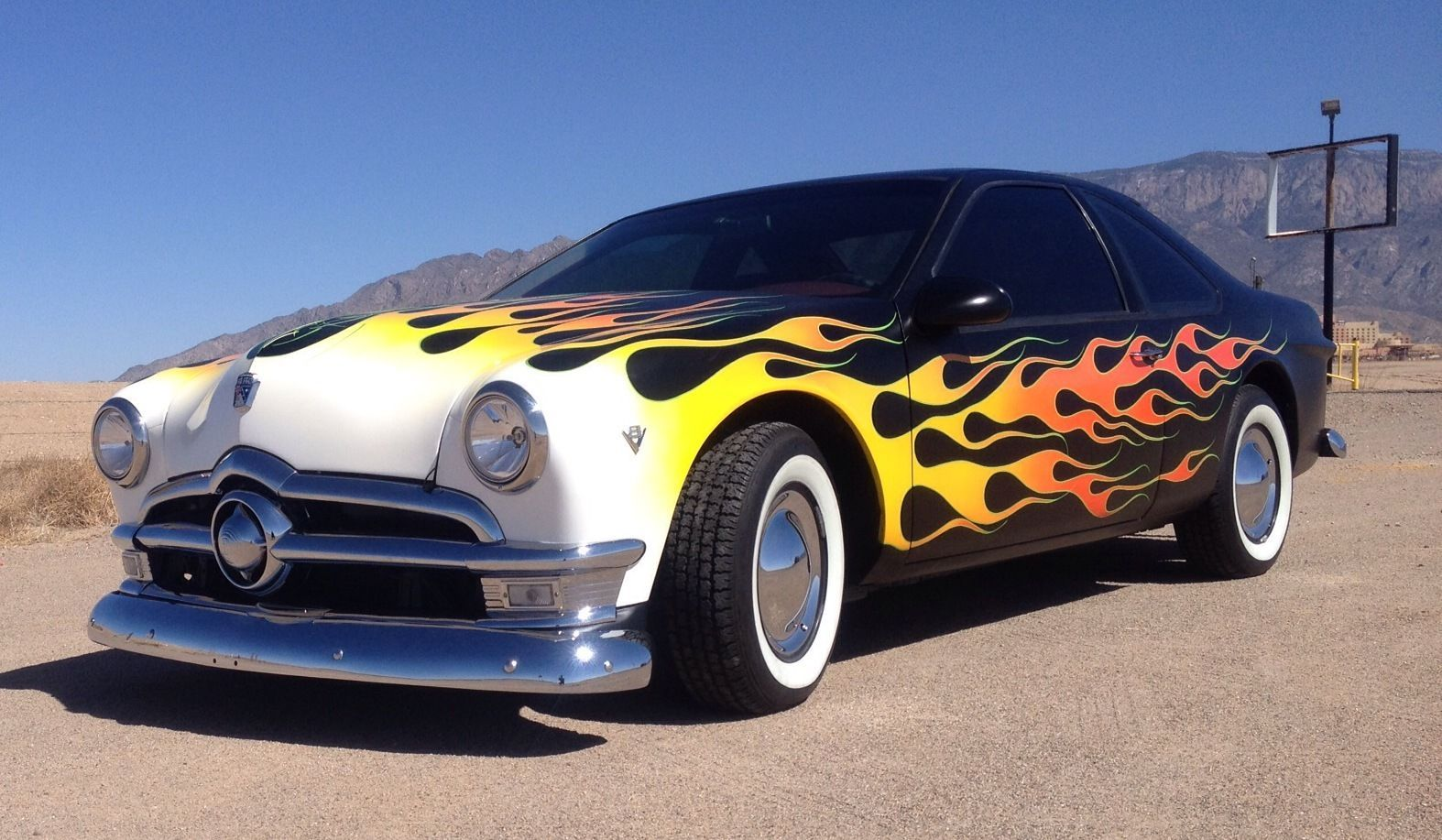 1996 Ford Thunderbird Lx Custom Hot Rod