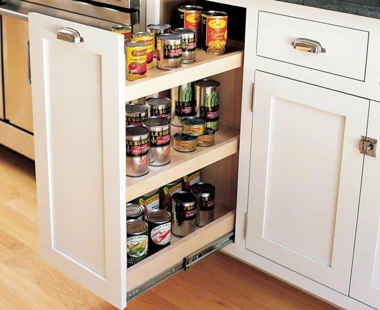 49 Genial Küche Jana Roller Diy kitchen cupboards, Spice