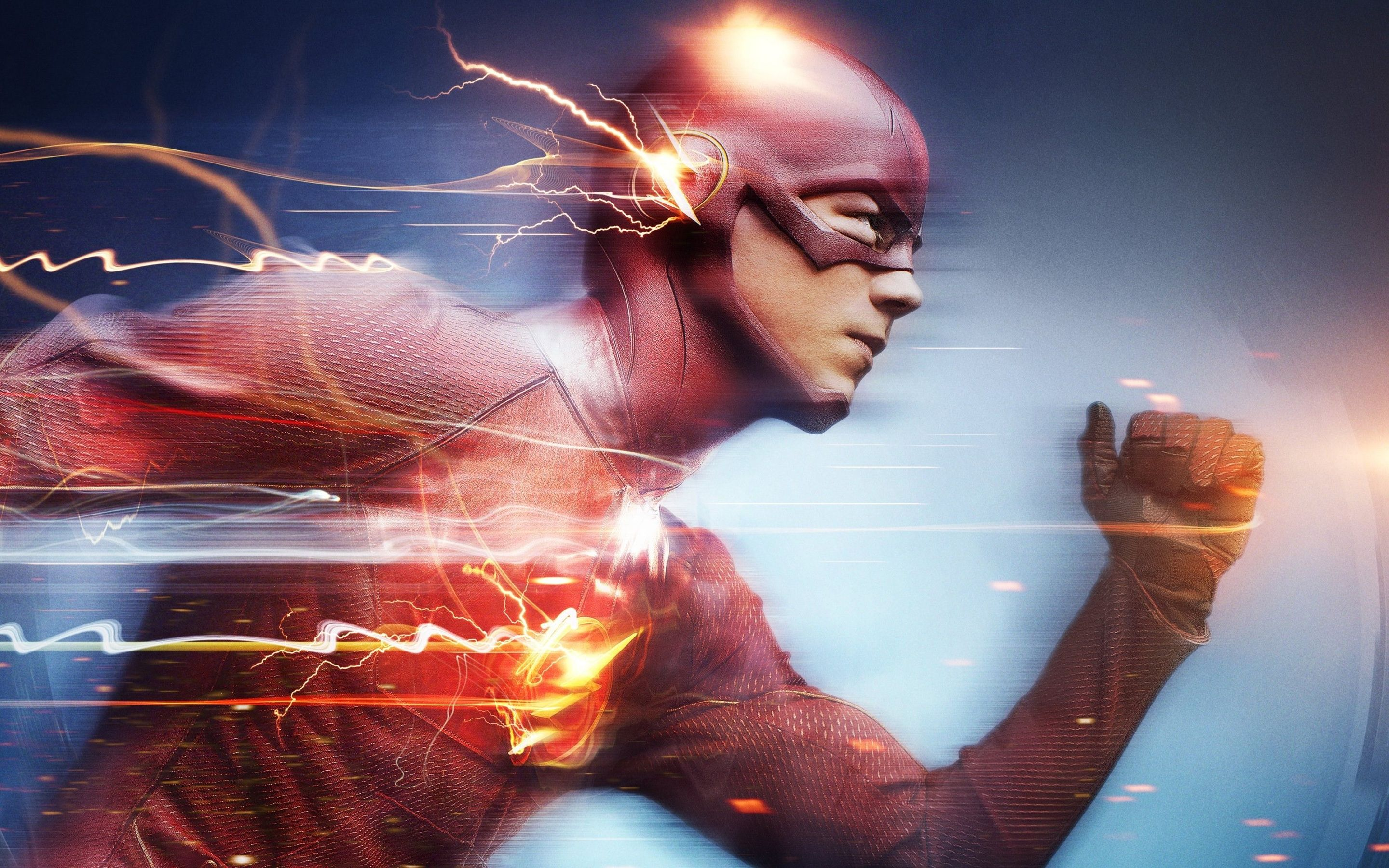 2880x1800 Barry Allen The Flash Wallpaper Background Image View Download Comment And Rate Wallpaper Abyss The Flash Flash Wallpaper Superhero Canvas Art