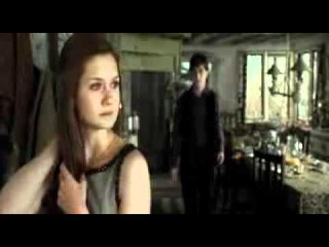 harry and ginny kiss starring george d hp7 part 1. Black Bedroom Furniture Sets. Home Design Ideas