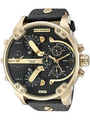 Diesel Mr.Daddy 2.0 Chronograph Quartz DZ7371 Men s Watch  5b3fc5435a9