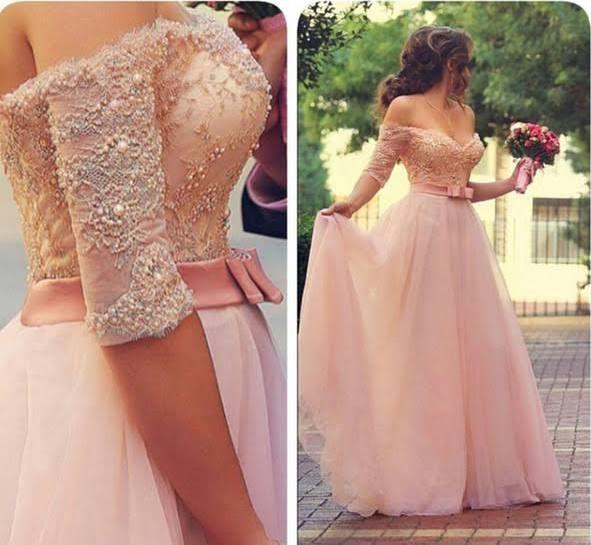 Resultado De Imagem Para Vestidos Na Cor Rose Gold Vestido