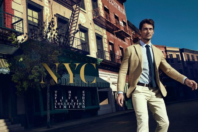 Massimo Dutti The NYC Limited Edition